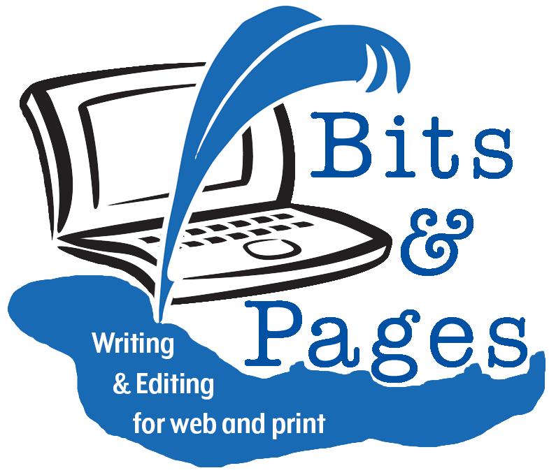 Bits & Pages - writing and editing for print and web